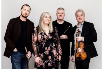 Commissioned programme notes for Niamh Parsons, Ciarán Tourish, Liam Kelly & John Doyle