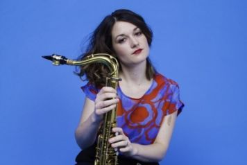 Music Network presents British saxophonist Trish Clowes & My Iris project on tour 6 – 11 February